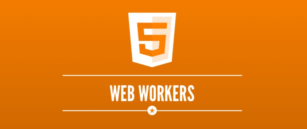 Web Workers: For non-blocking User Interface